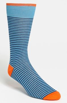 Marcoliani 'Palio' Stripe Sock available at #Nordstrom