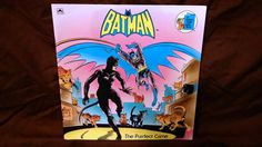 The Purrfect Crime: Batman - A Golden Look-Look Book - 1991