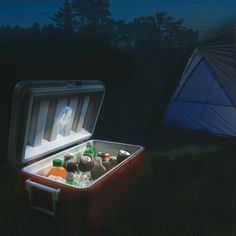Overton's : Cooler Light - Boating & Marine > Cabin & Galley > Coolers : Boat Cabin Accessories, Galley, Marine Supplies, Equipment