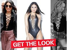 Get The Look, Night Out, Bodysuit, Nude, One Piece, Instagram Posts, Swimwear, Style, Fashion