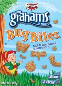 Keebler bug bites - yummy little graham snacks - I can't find these anymore!
