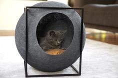 Cube Cat Bed | Tuft