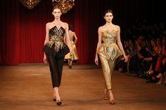 Christian Siriano RTW Fall 2013 - Slideshow - Runway, Fashion Week, Reviews and Slideshows - WWD.com