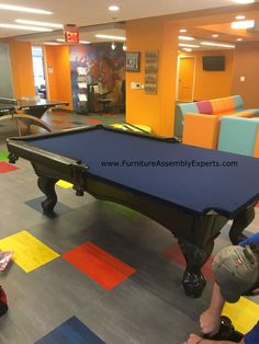 Best Billiard Pool Table Assembly And Installation DC MD VA - Brunswick pool table disassembly
