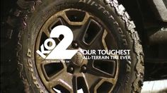 """Watch the video and check out what makes the BFG All-Terrain TA KO2 Tire """"Their Toughest All-Terrain Tire Ever."""" See more on their Facebook page and click the link below to enter the KO2 Drop Zone Challenge for a chance to win a set of KO2's for yourself. Click here: http://on.fb.me/1oQFw6G"""