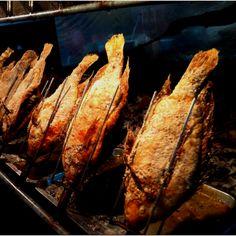BBQ fish @ Pattaya