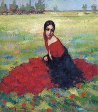 La spagnola by Vittorio Gussoni