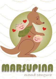 Marsupina, mamá cangura / Sol