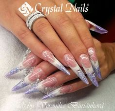 #crystalnails