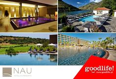 Amostras e Passatempos: Passatempo Goodlife / Nau Hotels & Resorts by A Pi...