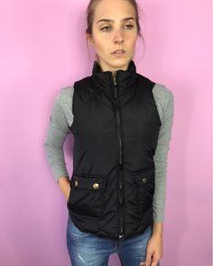 """36 curtidas, 1 comentários - coleteria ♡ (@coleteria) no Instagram: """"Nosso colete de nylon acolchoado + nossa manga pra colete = casaco lindo!  www.coleteria.com.br…"""""""