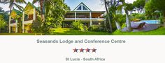 Seasands Lodge and Conference Centre - St Lucia, South Africa in St Lucia, KwaZulu-Natal