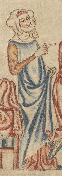 Holkham Bible, c 1327-1335.