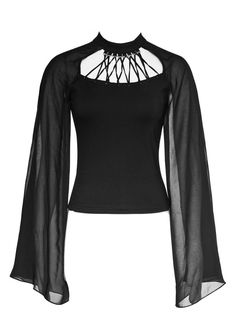 Top Gothic Fashion Tips To Keep You In Style. As trends change, and you age, be willing to alter your style so that you can always look your best. Consistently using good gothic fashion sense can help Dark Fashion, Gothic Fashion, Steampunk Fashion, Emo Fashion, Shirts & Tops, Fashion Outfits, Womens Fashion, Fashion Tips, Fashion Clothes