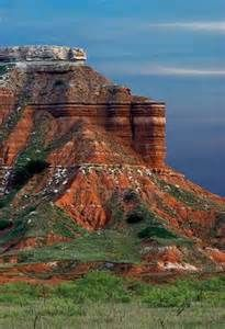 Gloss Mountain State Park, Fairview, Oklahoma