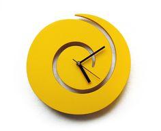 Happy wall clock