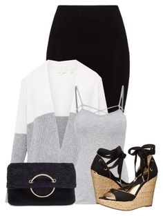 """""""Untitled #14280"""" by nanette-253 ❤ liked on Polyvore featuring Mat, Ted Baker, Victoria Beckham, MICHAEL Michael Kors, women's clothing, women, female, woman, misses and juniors"""