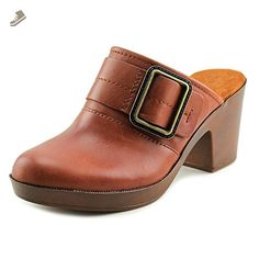 Easy Spirit Harvina Women US 8 Brown Mules - Easy spirit mules and clogs for women (*Amazon Partner-Link)