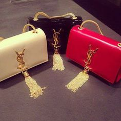 ysl monogramme crossbody - Gold/ Yves Saint Laurent/ Bag | HANDBAGS IN THE CITY? | Pinterest ...