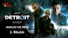 Detroit  Become Human™ Bölüm 2 - Çarşı Karışıyor - İhtiyar Oyunda