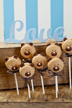 A new version for pop cakes #TeddyBear
