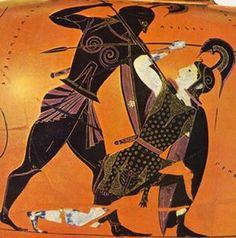 La amazonas en la Grecia clásica