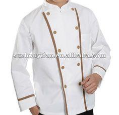 chef coat uniform /chef uniform $8~$12