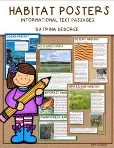 Habitat Close Reads