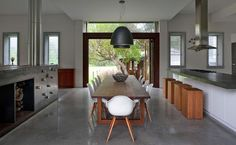 Foxground Farmhouse by Roth Architecture