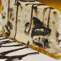 Cheesecake de OREO e NUTELLA (5/5)