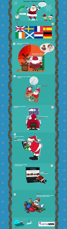 Top Secret: Christmas To Do List