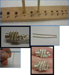 How to Make a Viking Knit Bracelet Tutorial   Scribd