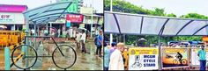 For The First Time In Mumbai, A Dedicated Cycle Stand Is Provided In Jogeshwari >>> To promote the use of cycles in the city, K-East ward of Brihanmumbai Municipal Corporation (BMC) has allotted #cyclestand at #Jogeshwari (East) Railway Station. This initiative is taken by the departments for the first time in the city. The ward has allotted parking space for 10 cycles in 47 different pay and park lots in the ward.