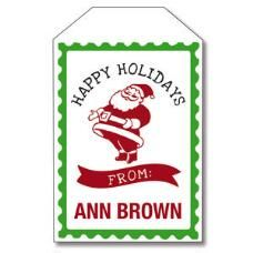 Christmas Personalized Gift Tags