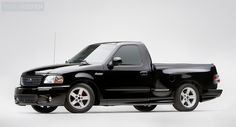 Ford SVT Lightning. The only truck I like to drive.