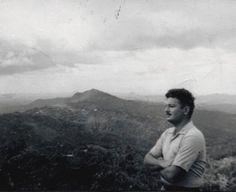 10 célebres cientistas com posicionamentos políticos surpreendentes! - O jovem Richard Levins nos anos 50, quando precisou se exilar em Porto Rico devido ao macartismo.