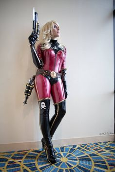 Kei Yuki, Captain Harlock, by NikitaCosplay.
