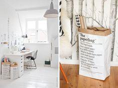 Le sac en papier: Apúntate a la paperbagmania | Decorar tu casa es facilisimo.com