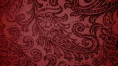 Raspberry is a heavy raised chenille paisley print.  Gorgeous when applied to any upholstery project.  Use this fabric as an accent color, or go bold and cover that sofa chair with deep wine fabric. Limited time only!   13 yards available