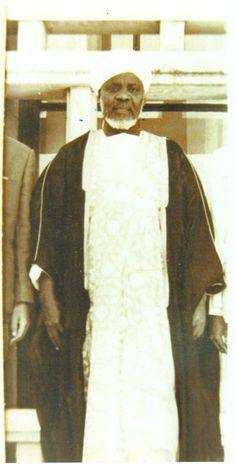 Paroles de Cheikh ibrahima Niasse