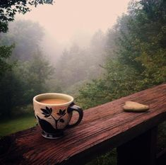 Solitude and coffee= Bliss!