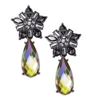 FOREVER selected by Paula Abdul Shimmer Bead Convertible Earrings