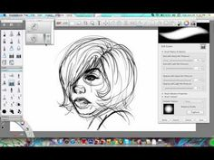 This tutorial video by Jazmin Santiago shows every step of her drawing process in PhotoShop.   It's Totally Mesmerizing To Watch Artists Draw Comics