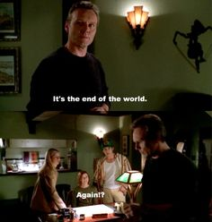 Buffy - End of the World Again