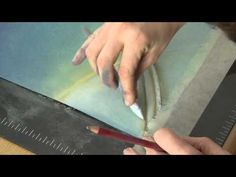 Pastel Pencils and Pastels - YouTube