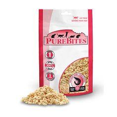 Purebites shrimp cat treats. $3.69 at Pet Valu.