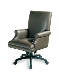 Hancock and Moore, founded in 1981 is a manufacturer of fine furniture. Hancock And Moore, Chair Height, Nailhead Trim, Fine Furniture, Leather Fabric, Desk Chairs, Office Chairs, Wood, Tilt