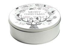 Merry reindeer Zuckersüße Keksdosen für deine Lieblingsnascherei