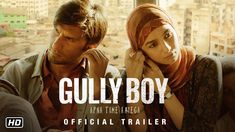 Share with FriendsGully Boy Official Trailer Ranveer Singh & Alia Bhatt Presented by: Ritesh Sidhwani, Zoya Akhtar and Farhan Akhtar Directed by: Zoya Akhtar Cast: Ranveer Singh & Alia Bhatt Distributed by: AA Films Music label: Zee Music Company Movies 2019, Top Movies, Movies Free, Lyrics Meaning, Comedy Clips, Movies For Boys, Ranveer Singh, Movie Releases, Film Awards