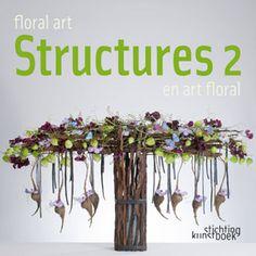 cover: Floral Art Structures 2, auteur : Muriel le Couls, Gil Boyard